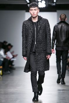 A look from Ovadia & Sons, fall 2015, during New York Fashion Week. (Photo: Nowfashion) (Photo: Nowfashion)