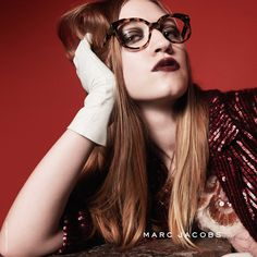 Coco Moore • Marc Jacobs Fall '15 campaign photographed by David Sims