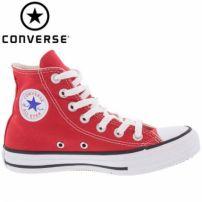 b6563f8d096 Tênis Converse Chuck Taylor All Star Cano Alto Vermelho