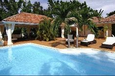Luxury Villa Vacation Rentals with private pool - St Martin - Terres Basses - FWI     http://www.vacation-key.com/location_6841.html