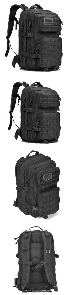 Day Packs 87122: Military Tactical Backpack Large Army 3 Day Assault Pack Molle Bug Out Bag Backp -> BUY IT NOW ONLY: $54.31 on eBay!