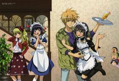 Usui and Misaki Wallpaper Maid Sama Kaichou Wa Maid-sama! Anime Bad, I Love Anime, Anime Manga, Anime Life, Hot Anime, Awesome Anime, Awesome Stuff, Anime Sleep, Inu X Boku Ss