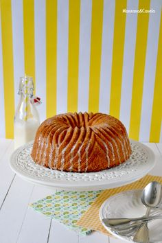 Manzana&Canela: Bizcocho de queso y limón. La vuelta al cole debe ser poco a poco!