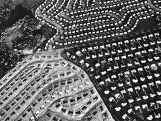 Aerial View of Suburban Housing Development under Construction, Margaret Bourke-White