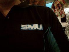 Wearin' my brand new 2012 #EmergeSmu jersey today yeah