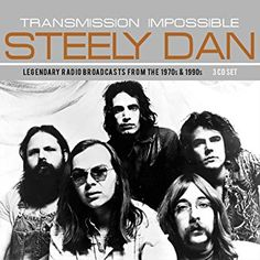 """Steely Dan """"Transmission Impossible""""(2016)"""