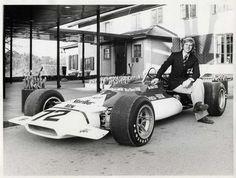1972 BRM P153(Reine Wisell)