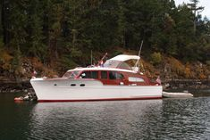 Cinnamon Girl...looks exactly like the 38' Cris Craft we had when I was growing up...LOVE