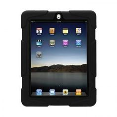 Griffin GB35108 Black Survivor Military Duty Case for New iPad 3/2.  http://www.Free-eBooks.net/5391.html Educate Knowledge is King