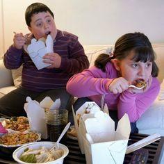Ojo con lo que comen tus hijos: los niños también pueden tener el colesterol alto