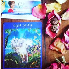 This post contains an alignment, comment YES to receive. Today's #Intuitive Tarot Card reading is 8 of Swords.
