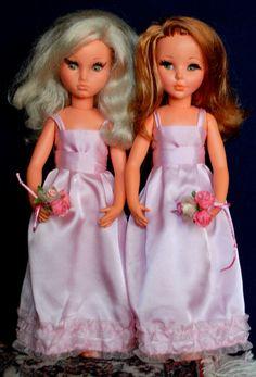 Sylvie e Sheila damigelle della sposa