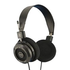 Grado SR60i. The George Washington of headphones, it can't tell a lie: a crappy sounding album will come out like a crappy sounding album--while a great one will sound like heaven.