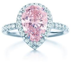 Tiffany's colored diamonds, the world's rarest, celebrate nature as the mystical source of beauty.
