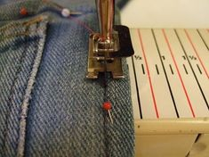 Blue Jean Pot Holders | Make and Takes