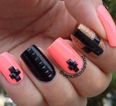 I want these nails badly. :)