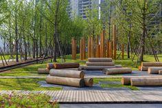 Natural Playground, Outdoor Playground, Park Landscape, Urban Landscape, Public Space Design, Playground Design, Landscape Architecture Design, Parking Design, Garden Furniture