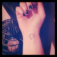 I like the idea of a small delicate tattoo on the inner wrist.