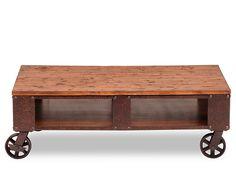 Pinebrook Coffee Table - Sofa Mart