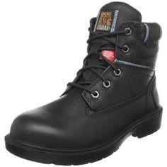 Kodiak Women's Blue Steel-Toed Work Boot http://amzn.to/IQYKb1