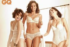 Bruna Linzmeyer, Ildi Silva e Emanuelle Araújo posam para ensaio sensual - 1 - Notícias - Famosidades - MSN Entretenimento
