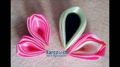 Kanzashi #20 - Two versions of one petal