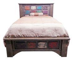 Arco Rustic Multicolor Bedroom Set Rustic Bedroom Furniture Sets, Furniture Design, Texas, Detail, Home Decor, Arch, Decoration Home, Room Decor, Interior Decorating