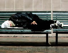 In Australia there are over 100 000 people who are homeless. Homeless being classifed as living in improvised dwellings, tents, outside, hostels, temporary accomodation or even couch surfing