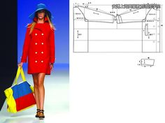 Coat Finished Size: Bust B: 98 cm, length: 80 cm, Sleeve (from shoulder point volume): 63 cm, Cuff: 24 cm