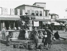 Heraklion Crete, Invisible Cities, Crete Island, Crete Greece, Old Photos, Nostalgia, History, City, Painting