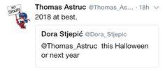 Thomas Astruc, You're cruel