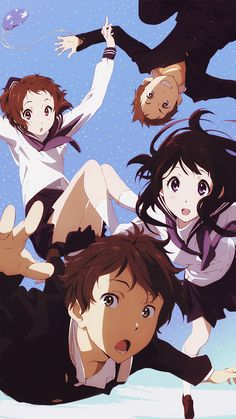 hyouka wallpapers | Tumblr