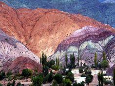 cerro de los 7 colores, #argentina