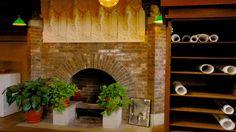 フランク ロイド ライトの自宅兼スタジオ どの含み 家屋 と 屋内の眺め