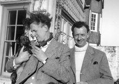 Benjamin Britten & Peter Pears
