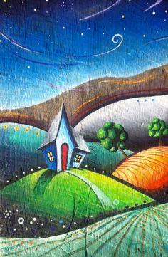 Whimsical House