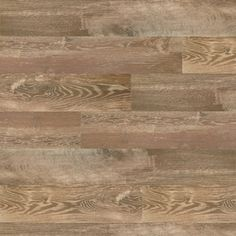 Style Selections Natural Timber Cinnamon Glazed Porcelain Indoor/Outdoor Floor Tile (Common: 8-in x 48-in; Actual: 7.72-in x 47.4-in)