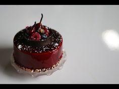 how to: mini chocolate berry cake