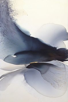 "lifeonsundays: ""Infinity"" Watercolor/ink on Canvas (47,24"" x 31,5"") by Sabrina Garrasi - madlendesign.com"