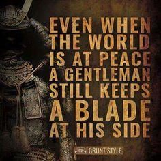 Not from the Gentlemen's Guide but STILL very appropriate. Take heed, gentlemen.