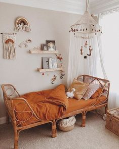 bedroom, Scandinavian bedroom, designer bedroom interior, bedroom ideas for small rooms Small Room Bedroom, Bedroom Wall, Kids Bedroom, Bedroom Ideas, Bedroom Lamps, Small Rooms, Wall Lamps, Kids Rooms, Small Spaces