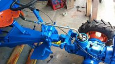 Motocultor /motoagricola NIBBI Buftea - imagine 4
