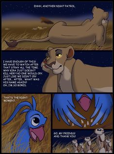Lion King Story, Lion King Fan Art, Lion King 2, Im Bored, Deviantart, In This Moment, Comics, Animals, Reading