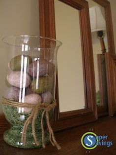 wood eggs NOT in pastel colors!!!