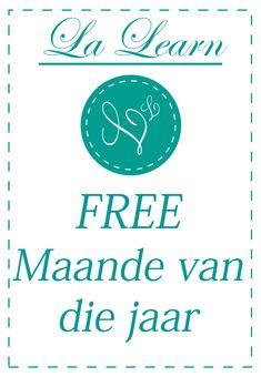 Kleur Plakkate A4 - Teacha! Kids Work, Working With Children, Afrikaans, A4, Free