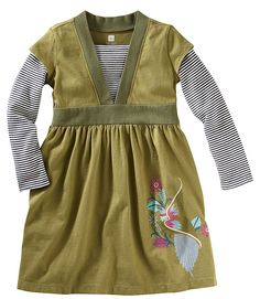 Tea Collection Banded Dress
