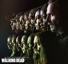 Man, I miss you guys! Walking Dead Zombies, Carl The Walking Dead, Walking Dead Show, Walking Dead Tv Series, Walking Dead Memes, Walking Dead Season, Walking Dead Wallpaper, E Cards, Breaking Bad