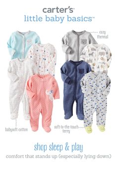 2a73a8f10473 18 Best Carter s Little Baby Basics images