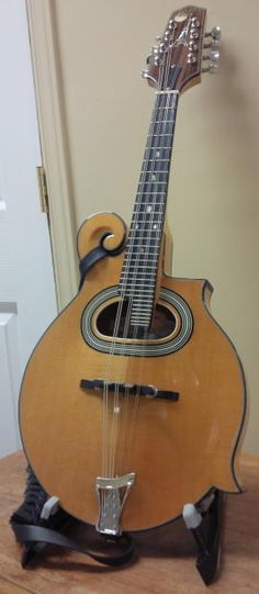 $592PARIS MANDOLIN SWING 120 EARLY 90' Natural | Reverb VERY NICE PARIS MANDOLIN FOR SALE .COMES WITH ORIGINAL FISHMAN PIEZO & HARDSHELL CASE . NEW PRICE !!!