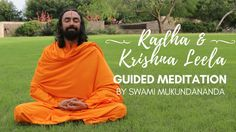 Guided Meditation on Radha Krishna Jhulan Leela by Swami Mukundananda Krishna Leela, Meditation For Beginners, Music Channel, Guided Meditation, Healthy Living, Motivational Quotes, Spirituality, Life, Healthy Life